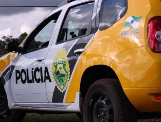 Polícia Militar de Goioerê prende condutor e veículo roubado em São Paulo