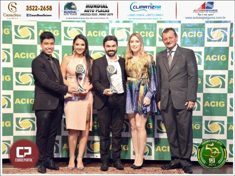 Arquiteto Mário Cioneck II recebeu duas indicações ao Prêmio ACIG - Melhores do Ano de 2018