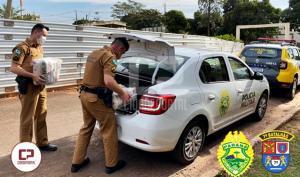 """53 anos - Policiais Militares fazem """"Aniversário Solidário"""" e doam alimentos à famílias"""