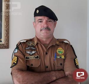 Foi para Reserva: Sargento Pacheco 31 anos dedicados a Polícia Militar do Paraná