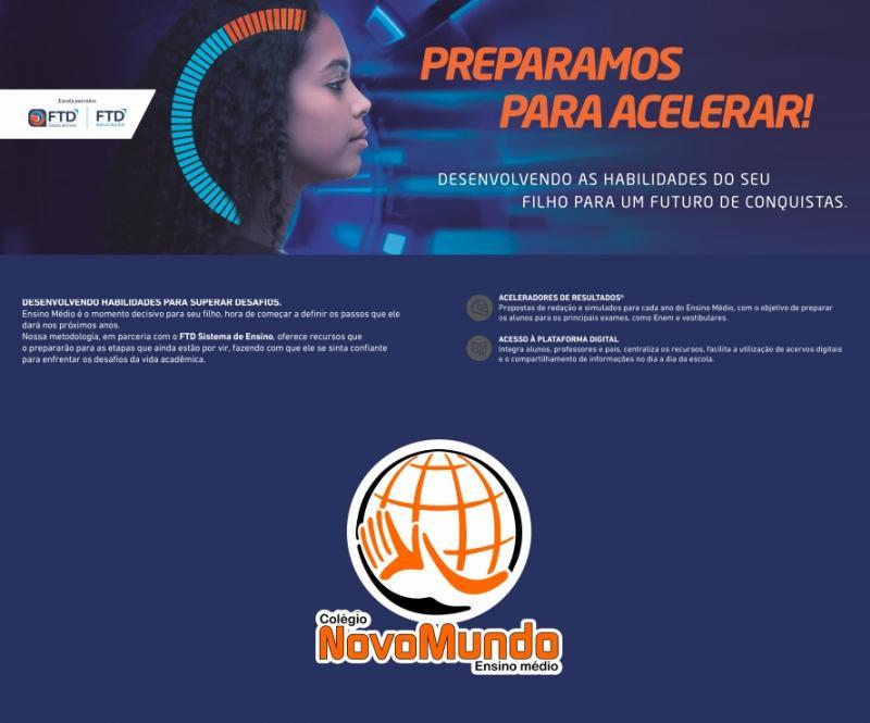 Colégio Novo Mundo realiza palestra Virtual com tema Importância da Presença Familiar na vida dos Filhos