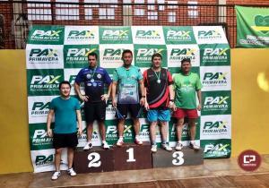Tênis de Mesa brilha na 3ª e última etapa do campeonato em Dourados no Mato Grosso do Sul
