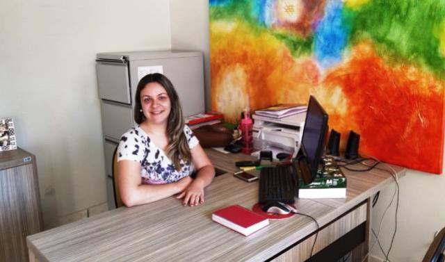 Aline Suellem Batista é eleita como Secretária Municipal de Educação de Goioerê