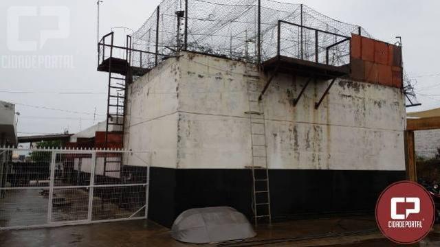 Após tumulto na cadeia de Goioerê, presos fazem solicitações de transferências e melhores condições no alojamento