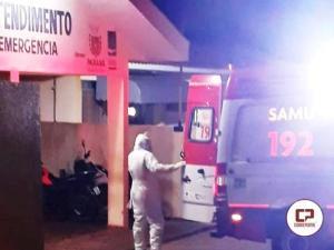 CORONAVÍRUS: Paciente de Janiópolis que estava hospitalizado na Santa Casa de Goioerê foi transferido para Campo Mourão