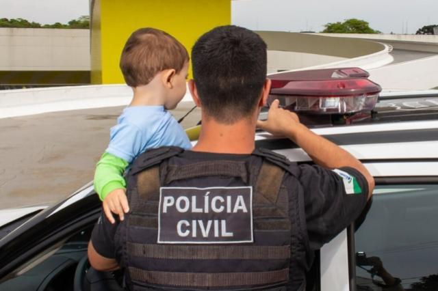 Polícia Civil mantém solução de 100% dos casos de crianças desaparecidas