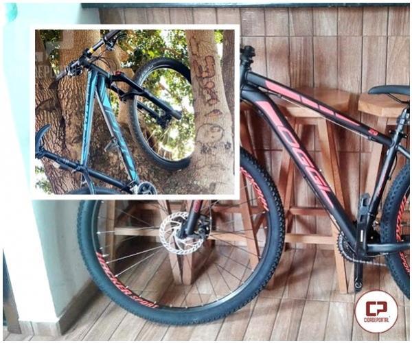 Polícia Civil de Goioerê investiga furtos de Bicicletas esportivas e pede ajuda a população