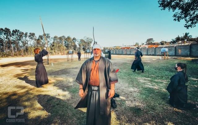 As artes dos Samurais são destaque em Dois Vizinhos