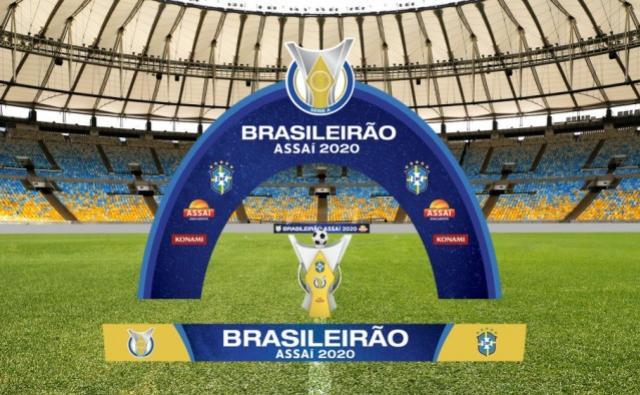 Konami é a nova patrocinadora oficial do Brasileirão Assaí 2020