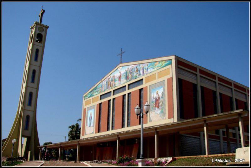 Santa Missa - 29º Domingo do Tempo Comum
