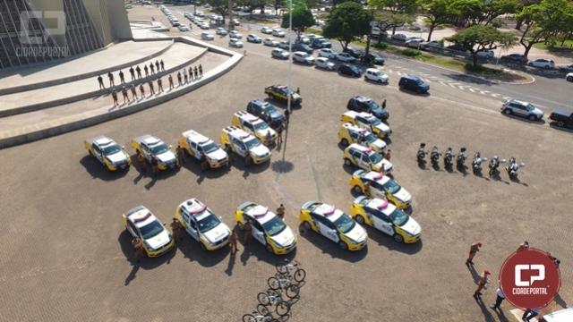 """Polícia Militar do Paraná lançará """"Operação Sinergia"""" na tarde desta quinta-feira, 26"""