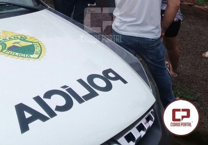 Menor é morto a facadas na cidade de Ubiratã nesta manhã de terça-feira, 26