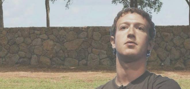 Centenas de pessoas marcam protesto contra Mark Zuckerberg no Havaí
