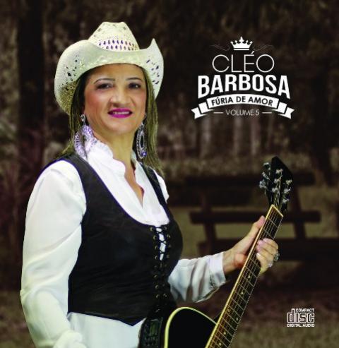 A cantora Cléo Barbosa gravou seu quinto CD, mais um sucesso para seus fãs