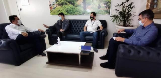 Prefeitura define parceria com DEPEN para ocupação de mão de obra de presos do regime semiaberto