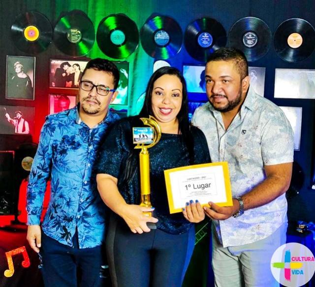 Cantagoio marca com sucesso mais um projeto do Incentivo Cultural Cláudio Martins