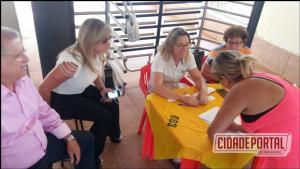 Com chapa unica João Nascimento foi reeleito presidente do Goioerê Clube de Campo