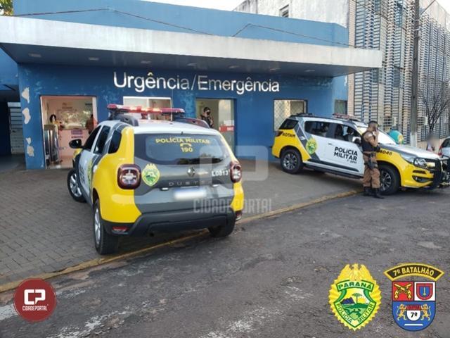 Criança é atacada por cães em Cruzeiro do Oeste
