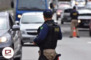 A Polícia Rodoviária Federal lança à zero hora desta quinta-feira, 29, a Operação Semana Santa 2018