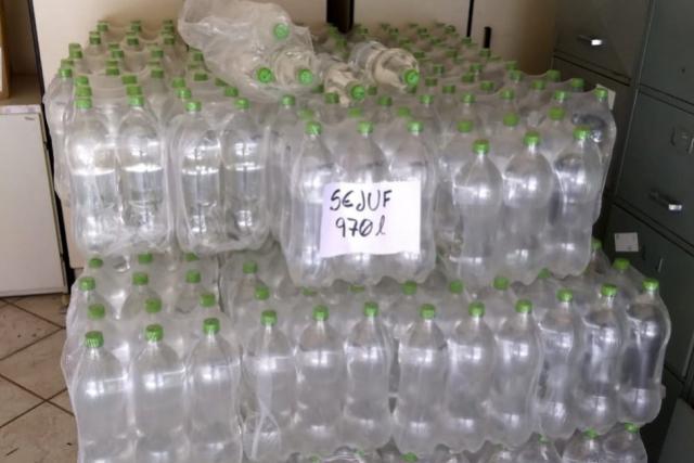 Governo inicia entrega de álcool 70% a entidades de todo o Estado