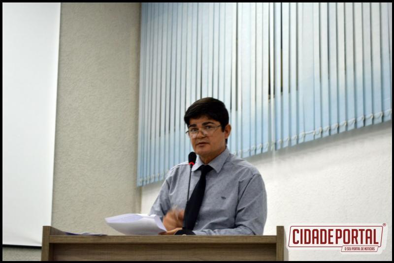 Vereador Guilherme Dutra quer saber onde a prefeitura investiu os 300 mil que seriam pagos ao cantor Eduardo Costa