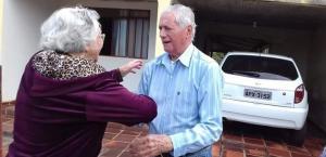 Reencontro de irmãos de Jardim Alegre e Goioerê, 31 anos de espera