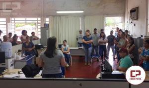 Cooperativa faz seleção para 40 vagas de emprego em abatedouros de peixes e de aves em Quarto Centenário