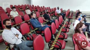 Vereador Jacy da Silva cobra explicações e melhorias da SANEPAR nos serviços prestados em Goioerê