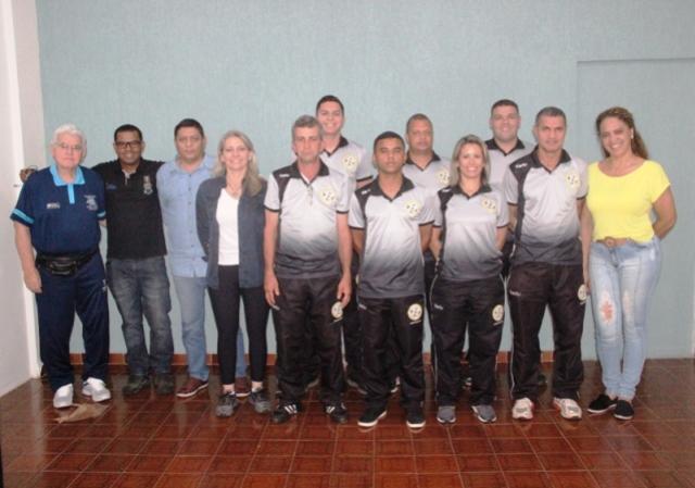 Coordenação dos JEPS Bom de Bola reúne árbitros para reunião técnica em Ubiratã
