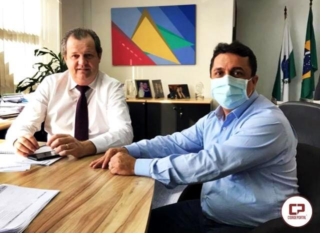 Superintendente Estadual de Ensino vai participar do lançamento do Curso Física Médica no Campos Regional de Goioerê