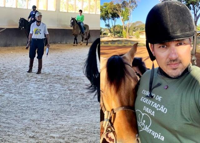 Técnico da Secretaria de Esportes de Goioerê participa de importante curso em Brasília-DF