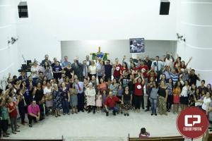 Inicio da Maratona de Orações por Goioerê  teve abertura na Igreja do Evangelho Quadrangular