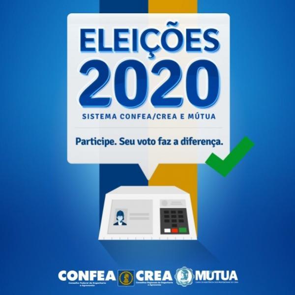 Sistema Confea/Crea/Mútua realiza eleições nesta semana
