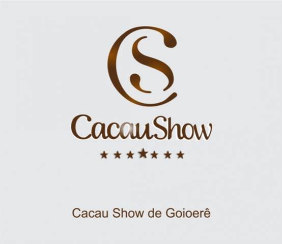 A Família Cacau Show deseja que 2020 seja um ano de muitas conquistas!
