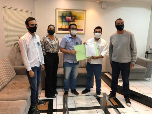 Prefeitura entregou PPA para apreciação da Câmara Municipal de Goioerê