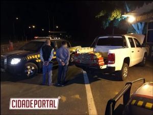 Polícia Rodoviária Federal no Paraná apreende85quilos de maconhaque seguiapara Porto Alegre