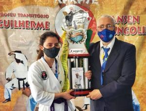 2ª Copa Pedagógica Águas Claras de Karate Yobukan II foi realizada em Toledo