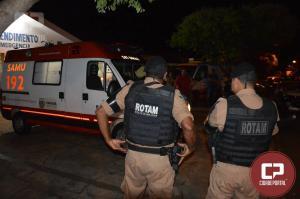 Tragédia em Goioerê: Após acidente de trânsito, homem reage a abordagem policial e acaba morto