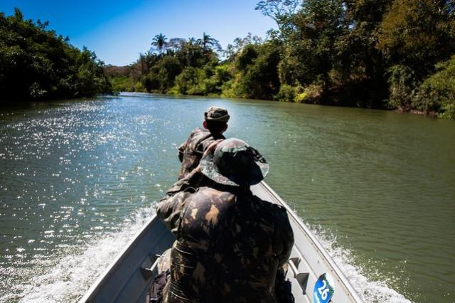 Pesca de espécies nativas fica proibida a partir desta sexta-feira, 01