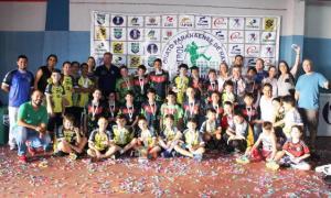 Trinta e nove equipes buscam título do Festival Paranaense de Handebol em Astorga