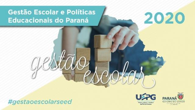 SEED oferta Curso de Gestão Escolar e Políticas Educacionais do Paraná