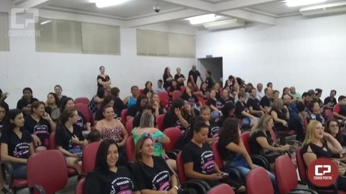 Professores da rede municipal não concordam com acordo de reajuste entre prefeitura e sindicato