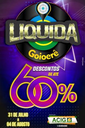 TIGRÃO TINTAS na promoção LÍQUIDA GOIOERÊ - até 60% de Desconto aproveite