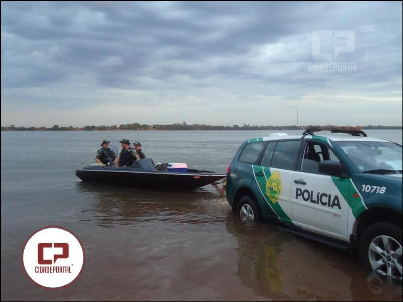 Polícia Ambiental alerta para o inicio da Piracema