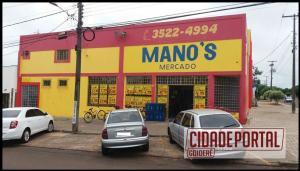 Mercado no Jardim Curitiba é assalto em plena tarde de sexta-feira, 30