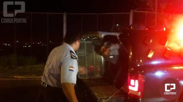 Polícia paraguaia prende foragido da justiça brasileira