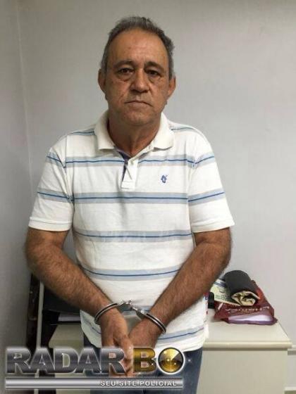 Polícia Civil de Toledo prende homem de 63 anos acusado de molestar meninas de 08 e 10 anos em Toledo