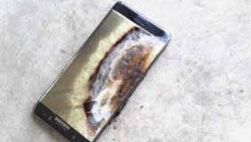 Samsung diz que baterias causaram incêndios do Galaxy Note 7