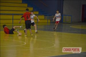 Campeonato Municipal de Futsal em Ubiratã