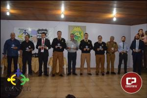 Jantar da Segurança Pública reúne lideranças em Ubiratã na noite desta quita-feira, 17